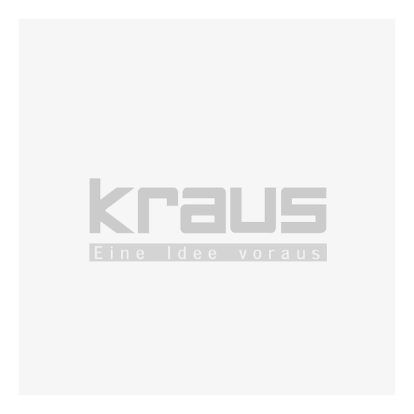 Vollgummi-Lenkrolle mit Rückenloch Ø 80 x 25 Modell KBS spurlos